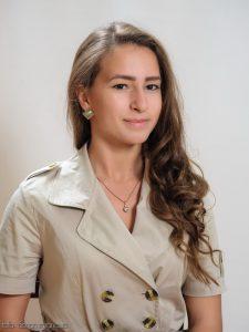 Travinskaia Irina Serghey